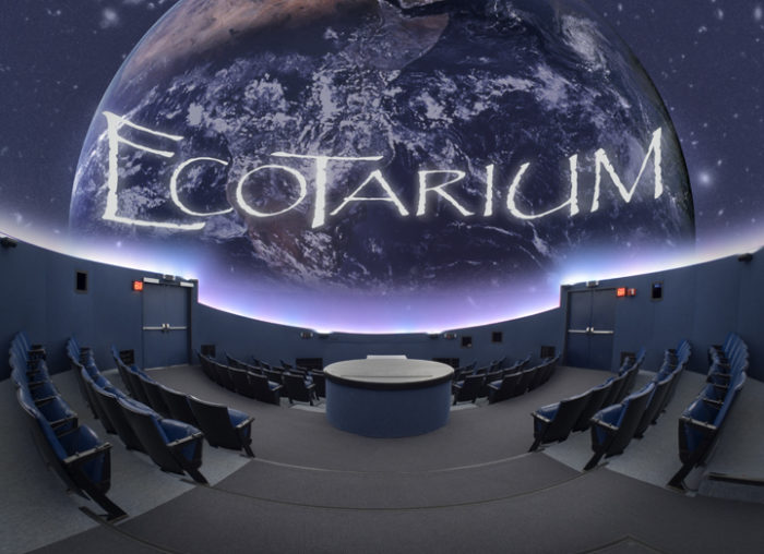 The planetarium will let you journey through the cosmos in a stunning, high-definition digital experience.