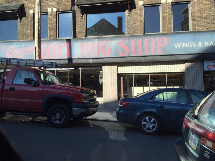 6. Original Hot Dog Shop, Pittsburgh
