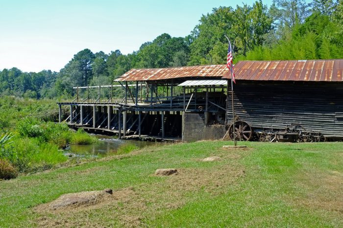 11 hidden historic sites in mississippi