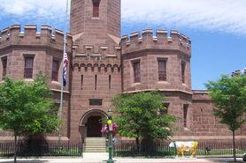 7. Old Cumberland County Prison, Carlisle