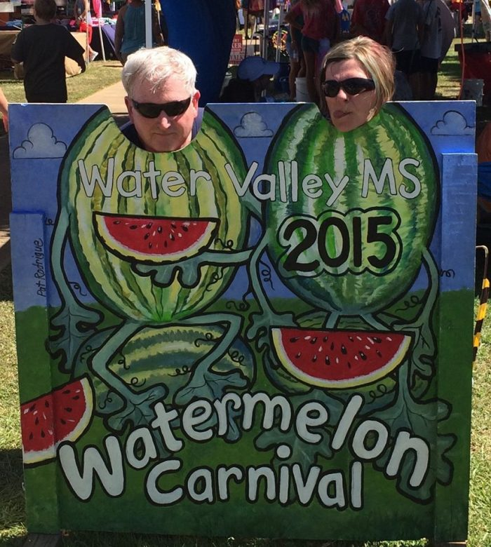 7. Watermelon Carnival, Water Valley