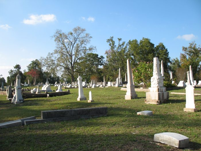 7. Rose Hill Cemetery, Meridian