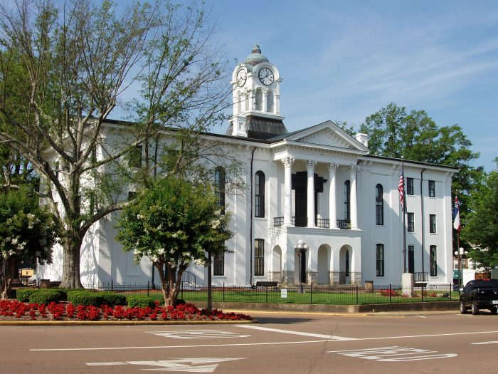 The focal point of the Square is without a doubt the historic Oxford Courthouse, which dates back to 1872.
