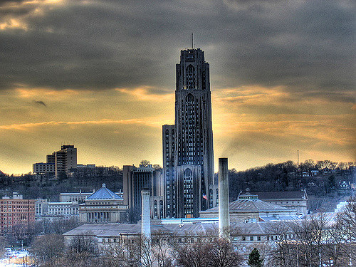 7. The Cathedral of Learning