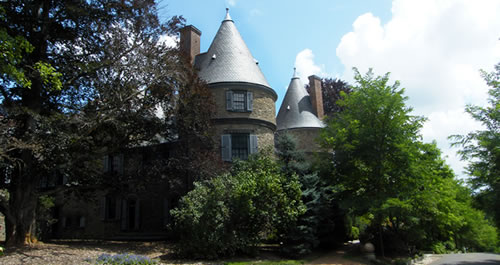 7. Grey Towers, Milford