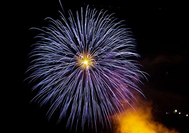 7. Mount Lebanon Fireworks