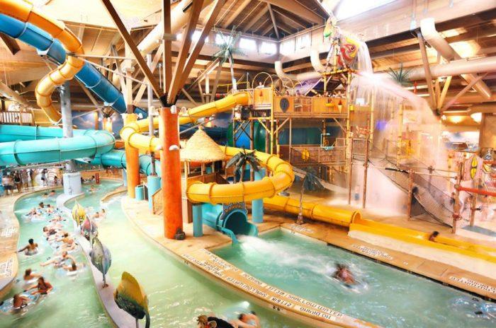 8. Splash Lagoon, Erie