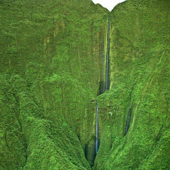 7. Honokohau Falls