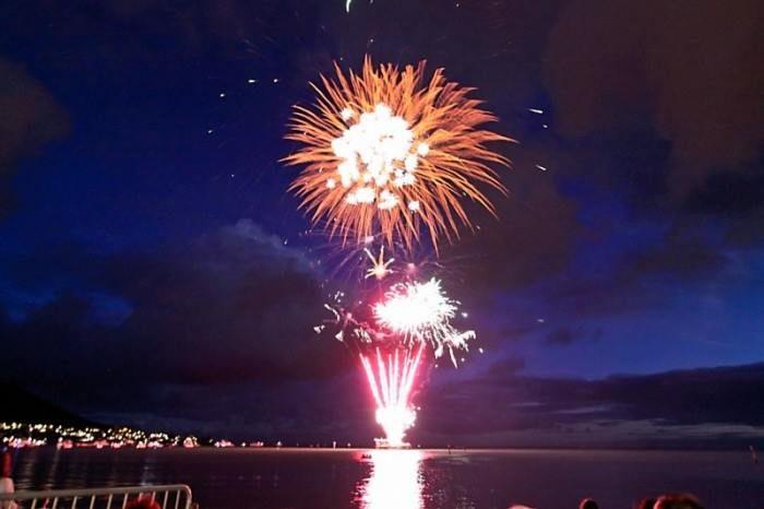 7. Kailua-Kona Independence Day Parade & Fireworks Extravaganza, Big Island