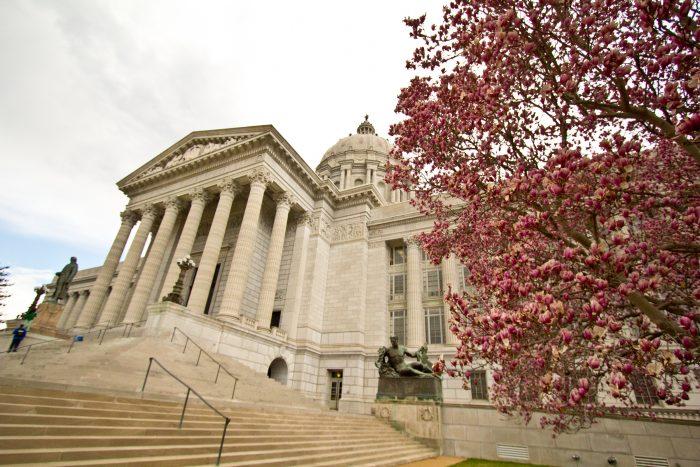 7. Missouri State Capitol – Jefferson City, Mo.