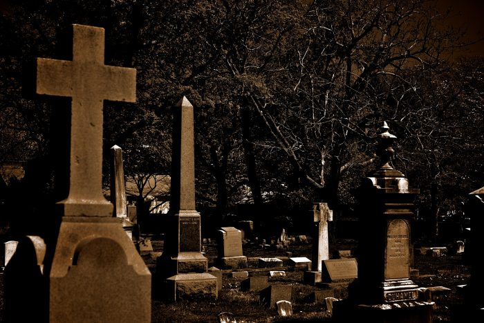 10. This Cemetery