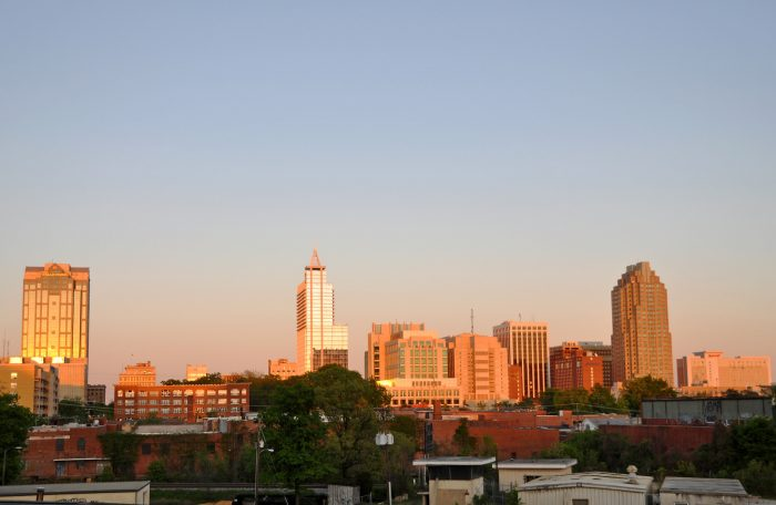 Raleigh Ranks As One Of The Favorite Places In America