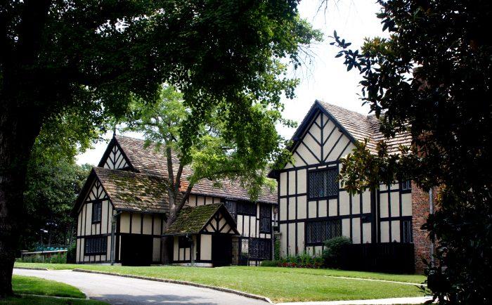 4. Agecroft Hall