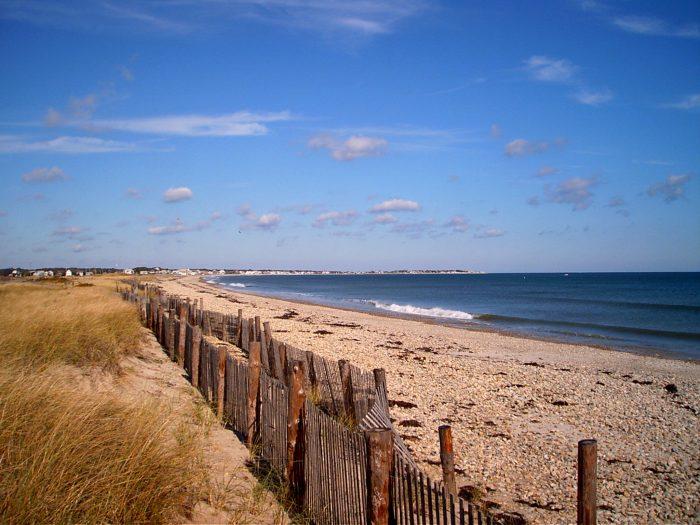 6. Duxbury Beach, Duxbury