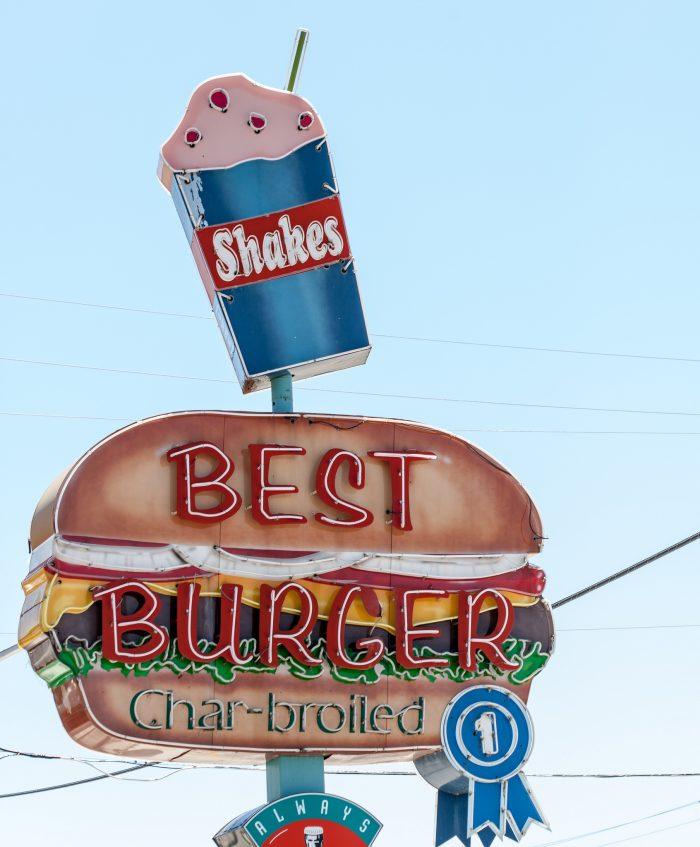 7. Burgers