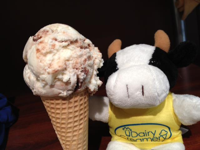 7. Find Your Favorite Creamery