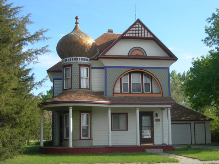 7 strange and unique houses in south dakota for The cool house