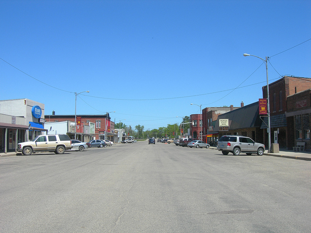 6. Visit one of our many charming small towns.