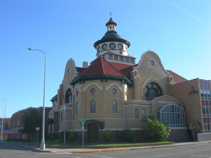 4. First United Methodist Church, Aberdeen