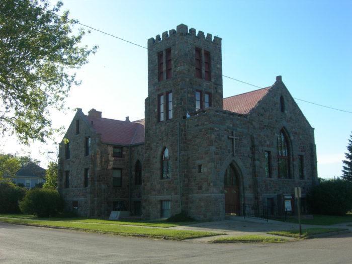 5. First Baptist Church, Ipswich