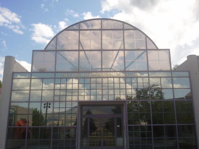 9. Schneider Museum of Art