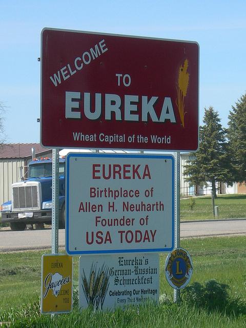 4. Eureka