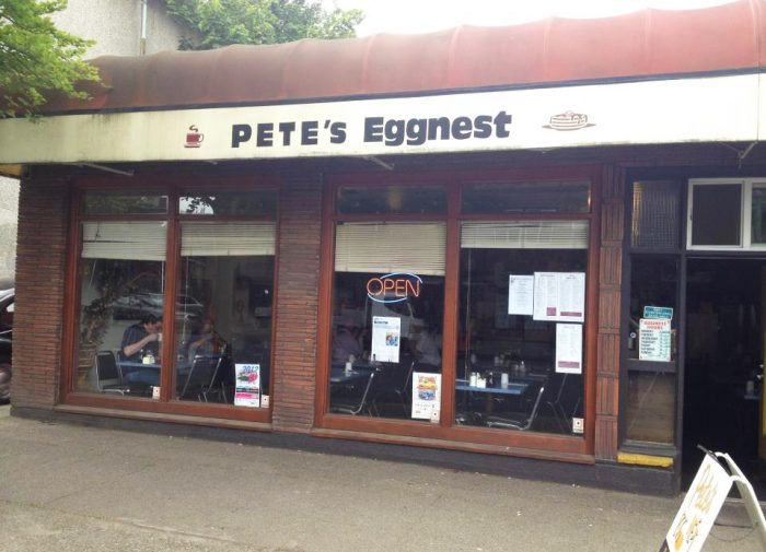 7. Pete's Eggnest, Seattle  (7717 Greenwood Ave. N)