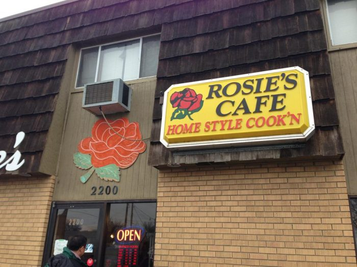 1. Rosie's Cafe in Sioux Falls