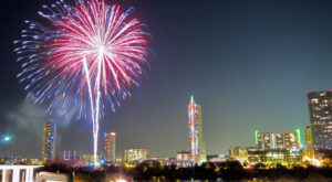 These Fireworks Displays In Texas Will Drop Your Jaw