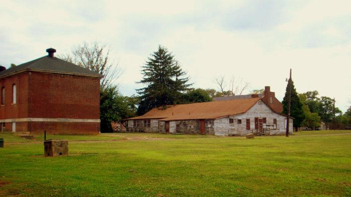 10. Fort DuPont, Delaware City