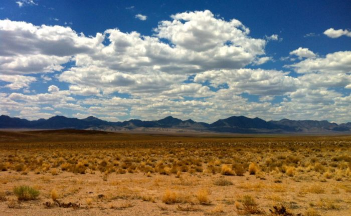 3. Approximately 87% of Nevada's land is owned by the federal government.