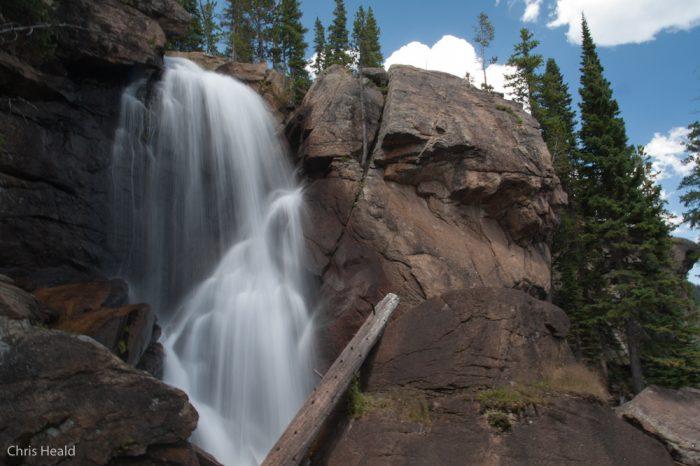 9. Wild Basin Trail to Calypso Cascades and Ouzel Falls at RMNP