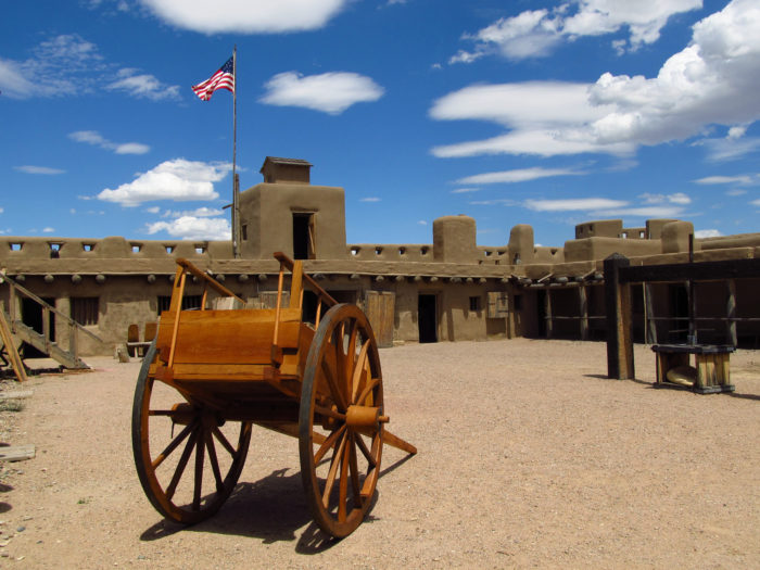 5. ...Bent's Old Fort...