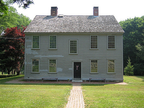 7. The ghost of Nathanael Greene's Homestead