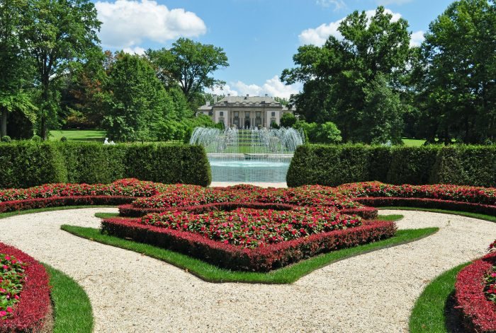 12. Nemours Mansion and Gardens
