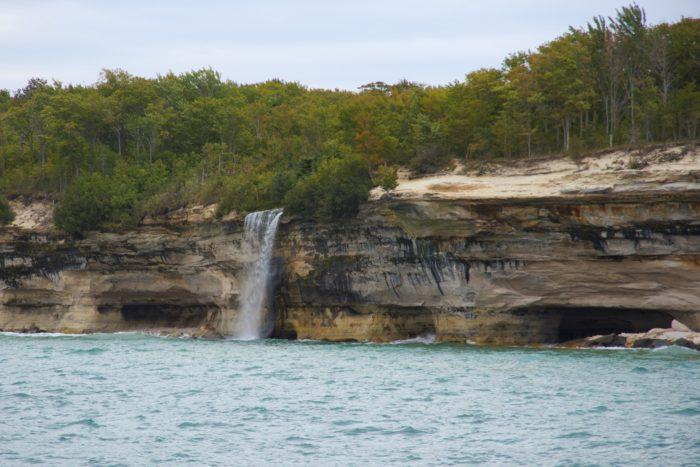 4. Spray Falls