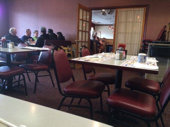 7. Gettysburg Family Restaurant, Gettysburg