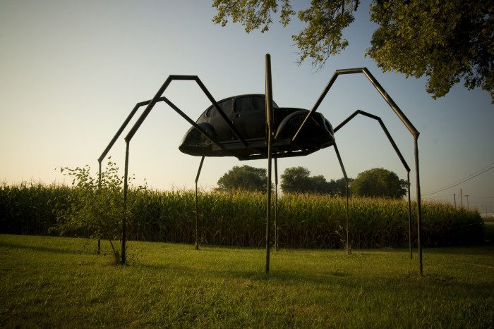 9. Iowa: The Volkswagen Spider, Avoca