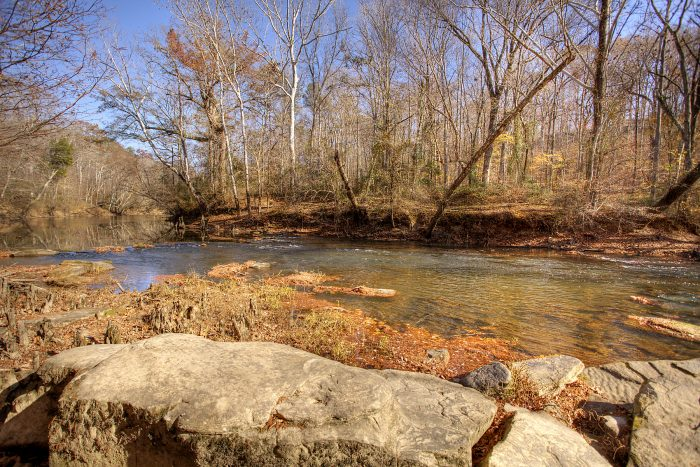 The Ccc Camp Hiking Trail In Tishomingo State Park