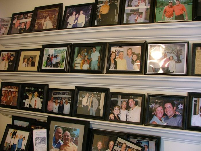 It's not only locals that love the food at Mary Mahoney's. The restaurant has been nationally recognized as well as visited by presidents, celebrities, and dignitaries.