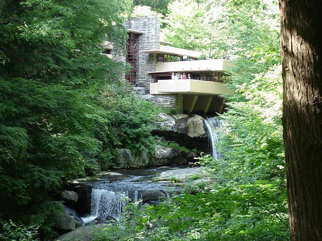 8. Fallingwater