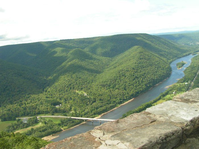 8. Hyner Lookout Point, Hyner