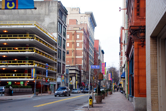 8. Downtown Pittsburgh parking fees are outrageous.