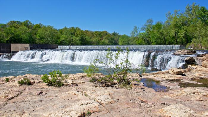 8. Grand Falls