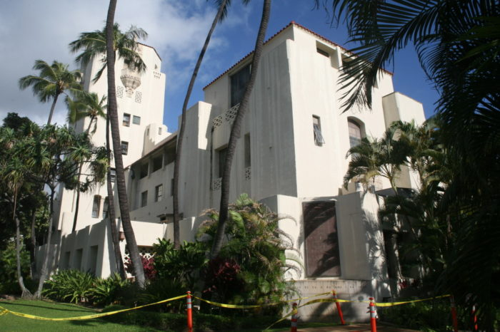 8. A hale is a house in Hawaiian, and is commonly seen in reference to government buildings, like Honolulu Hale.