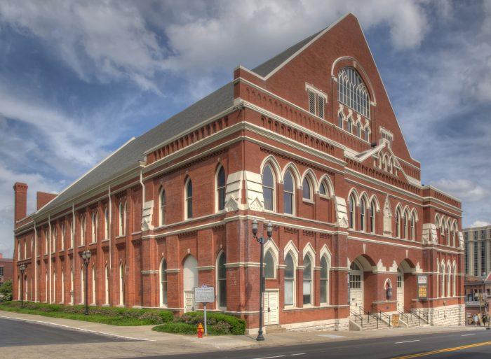 8. Ryman Auditorium - Nashville