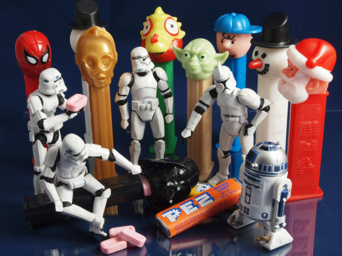 7. PEZ Candy