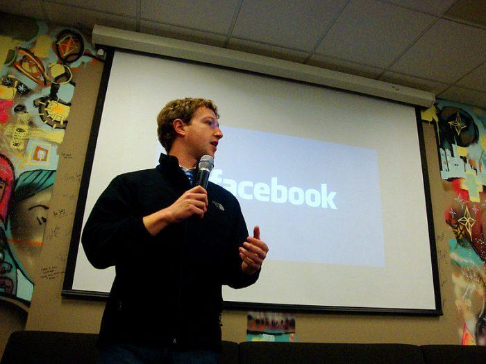 2. Mark Zuckerberg: Co-Founder & CEO of Facebook