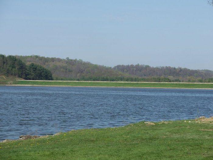7. Tappan Lake