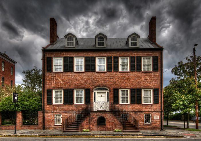 1. Architectural Tours of Savannah